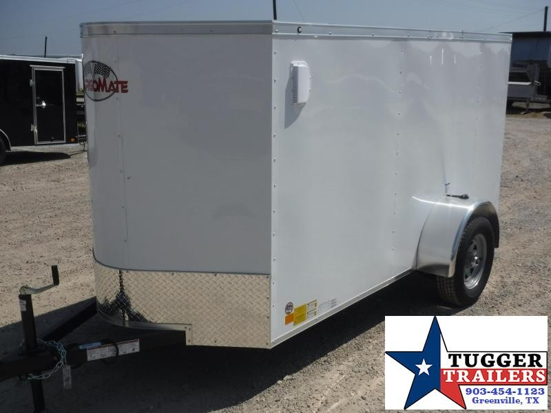 2018 Cargo Mate 5 x 10 LE Enclosed Cargo Trailer