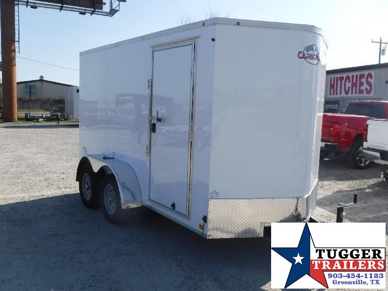2018 Cargo Mate 6x12 TX LE Enclosed Cargo Trailer