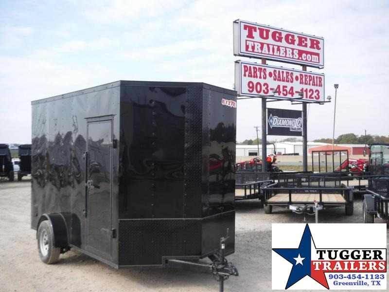 2017 Salvation Trailers 6 x 12 Elite Enclosed Cargo Trailer