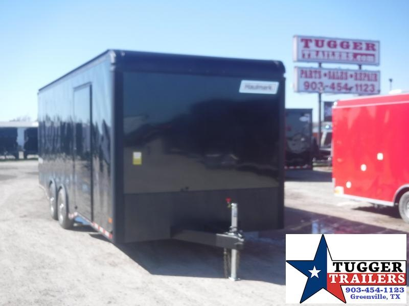 2019 Haulmark Trailers 8.5 X 24 Black Out Enclosed Cargo Trailer