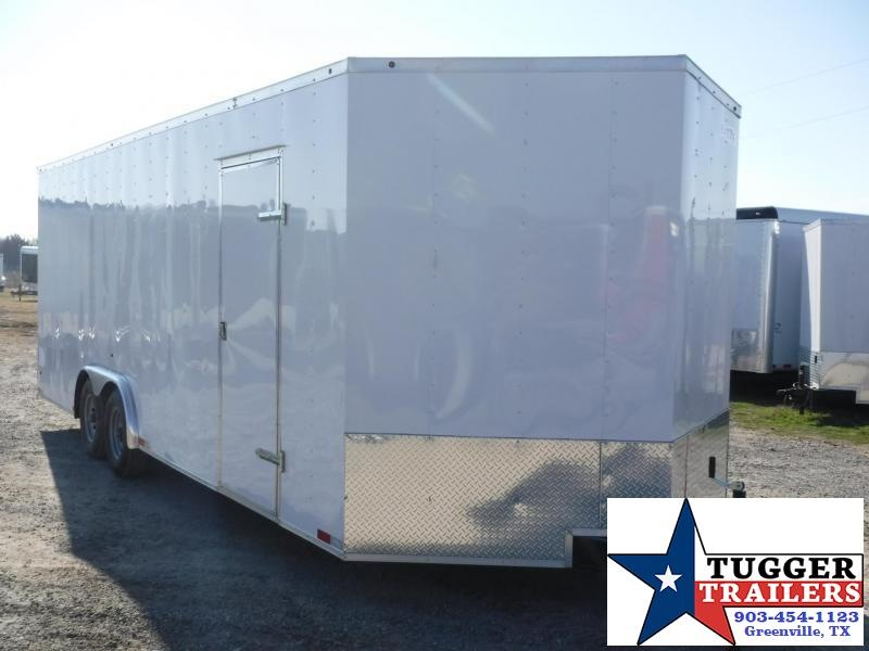2018 Salvation Trailers 8.5 x 24 TA Elite Enclosed Cargo Trailer