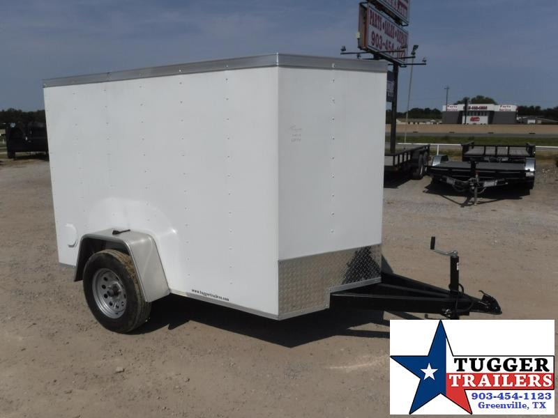 2017 Salvation Trailers 5 x 8 Elite Enclosed Cargo Trailer
