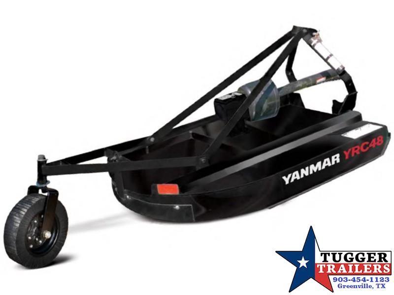 "60"" Yanmar (by Woods Equipment) Rotary Cutter Model YRC60"