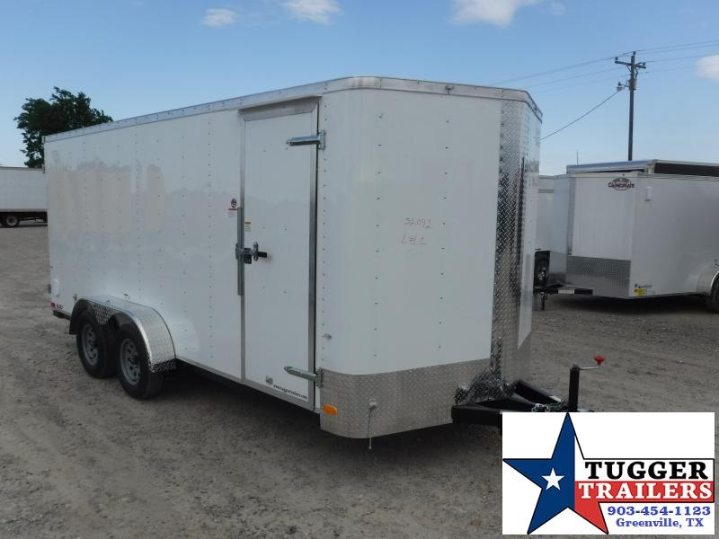 2018 Cargo Craft 7x16 Elite Enclosed Cargo Trailer