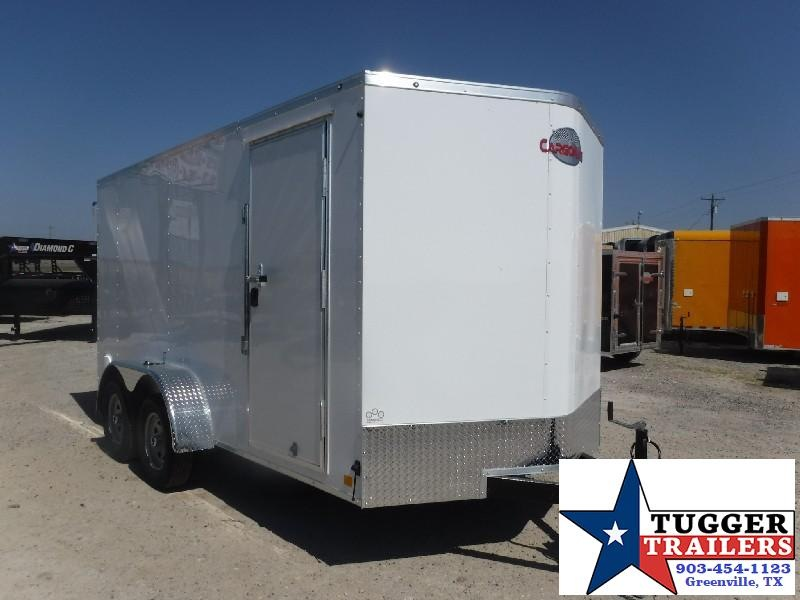 2018 Cargo Mate 7x14 LE Enclosed Cargo Trailer