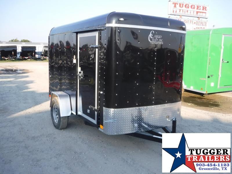 2020 Cargo Craft 5x10 10ft Explorer Ramp Enclosed Cargo Trailer