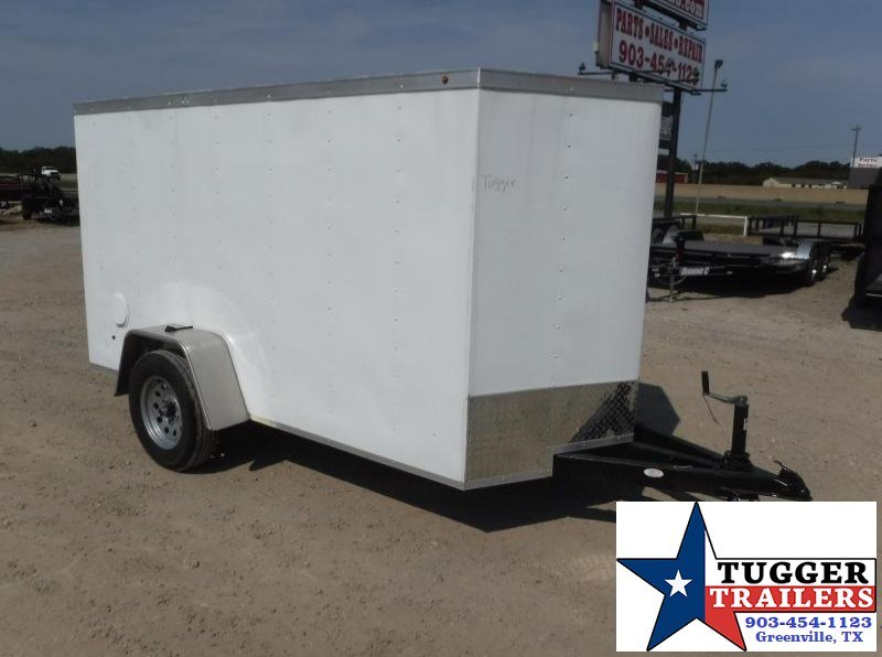 2017 Salvation Trailers 5 x 10 Elite Enclosed Cargo Trailer