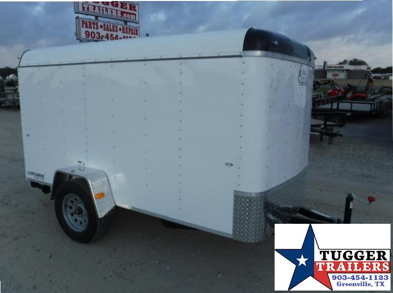 2017 Cargo Craft 5x10 Explorer Enclosed Cargo Trailer