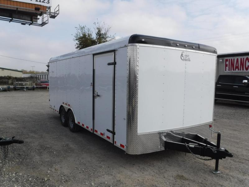 2017 Cargo Craft 8.5 x 20 Expedition Enclosed Cargo Trailer