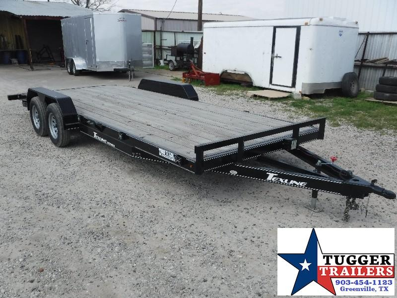 2017 TexLine 83x20 Car / Racing Trailer