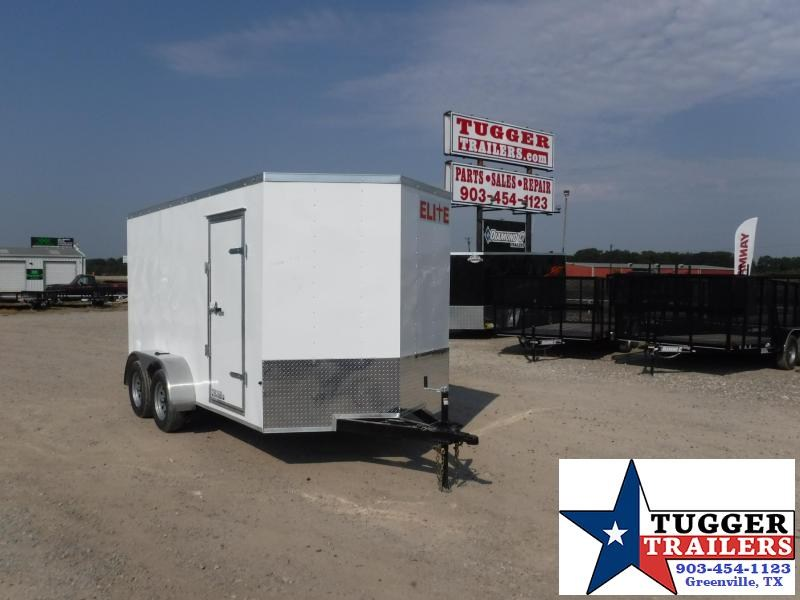 2018 Salvation Trailers 7 x 14 TA Elite Enclosed Cargo Trailer