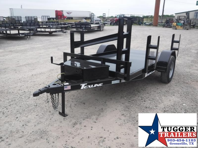2019 TexLine 5x10 10ft Welding Work Equipment Utility Trailer