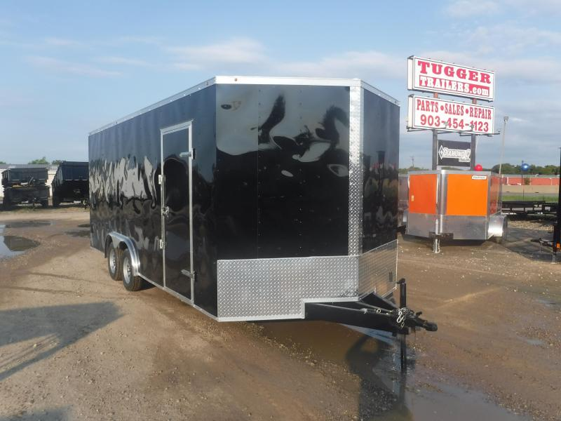 2019 T-Series 8.5x20 T-Series Car / Racing Trailer