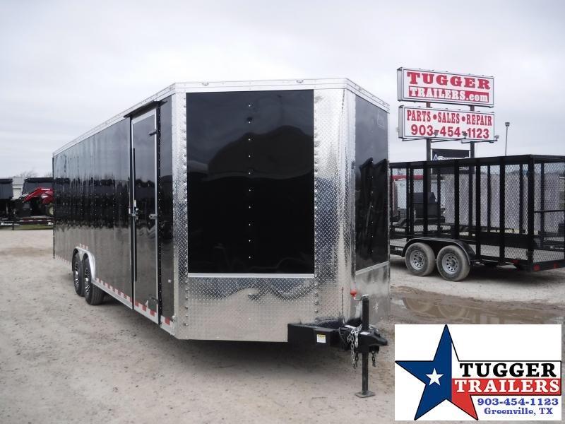 2019 Cargo Craft 8.5x31 31ft Auto Hauler Enclosed Cargo Trailer
