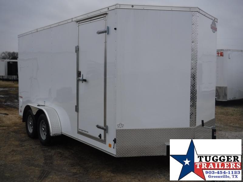 2017 Cargo Mate 7 x 16 E- Series Enclosed Cargo Trailer