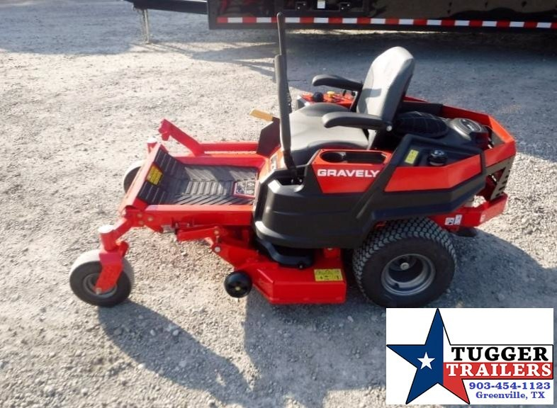 "2017 Gravely ZT X 42"" 24HP Kohler V-Twin Zero Turn Lawn Mower $61/mo WAC"