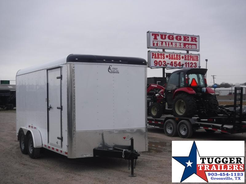 2019 Cargo Craft Trailers 7x16 Expedition Enclosed Cargo Trailer