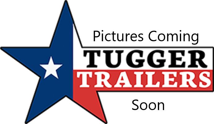 2019 TexLine 83x24 24ft Gooseneck Bobcat Utility Flatbed Trailer