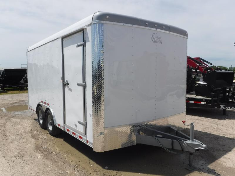 2019 Cargo Craft 8.5x16 16ft Expedition Enclosed Cargo Trailer