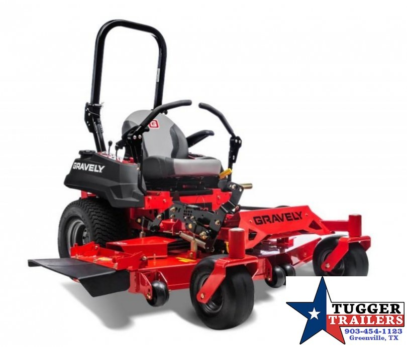 "2017 Gravely Pro-Turn  48"" 23HP V-Twin Kawasaki Zero Turn Lawn Mower  $138/mo WAC"