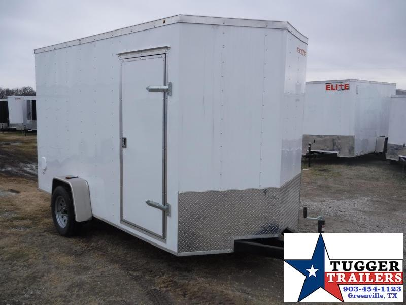 2018 Salvation Trailers 6 x 12 Elite Enclosed Cargo Trailer