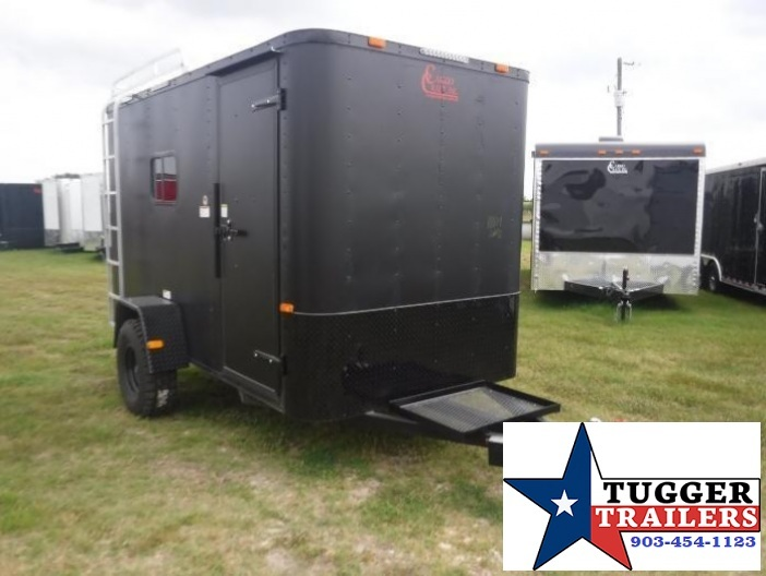 2017 Cargo Craft 6 x 12 Elite Off Road Enclosed Cargo Trailer