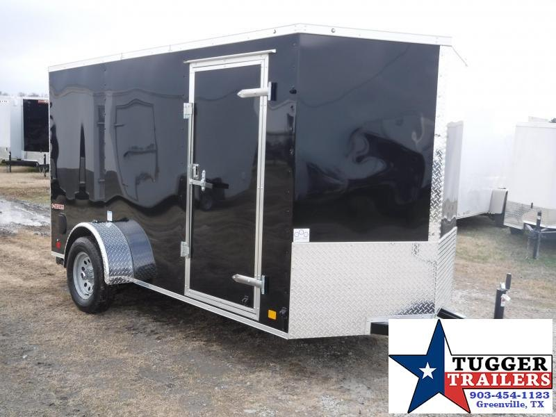 2017 Cargo Mate 6x12 E-Series Enclosed Cargo Trailer