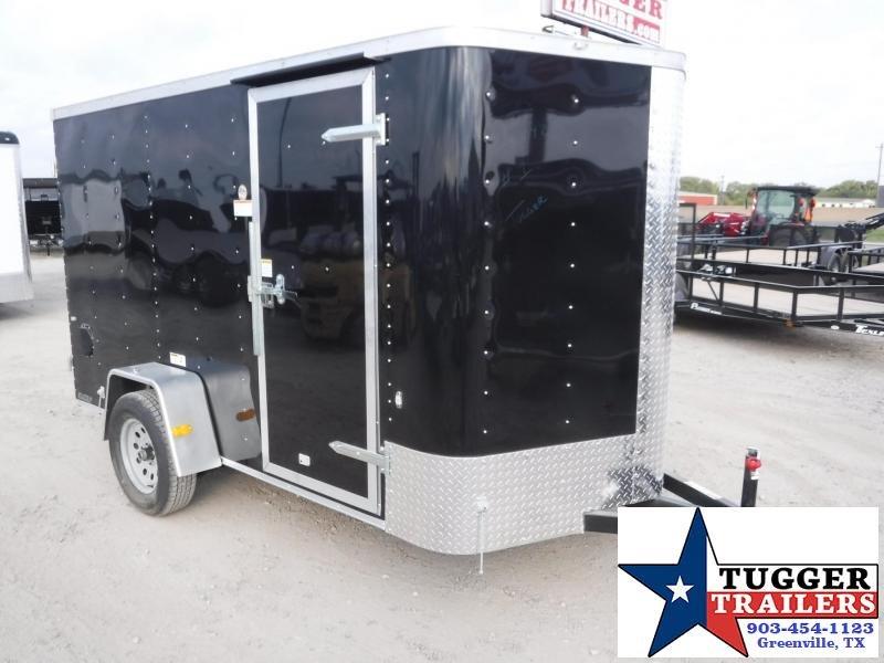 2017 Cargo Craft 6 x 10 Elite-V Enclosed Cargo Trailer