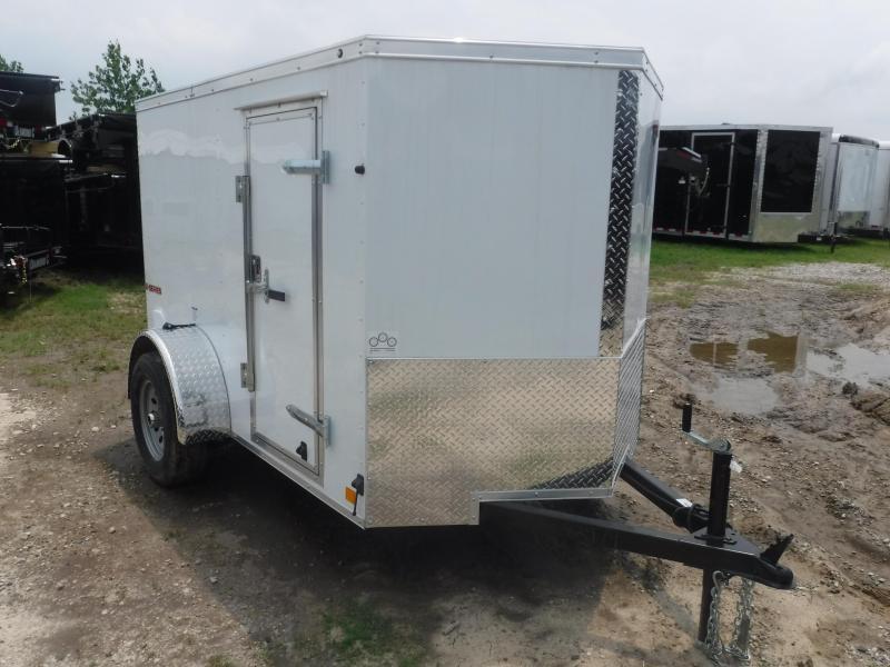 2020 Cargo Mate 5X8 8FT E-V Ramp Enclosed Cargo Trailer