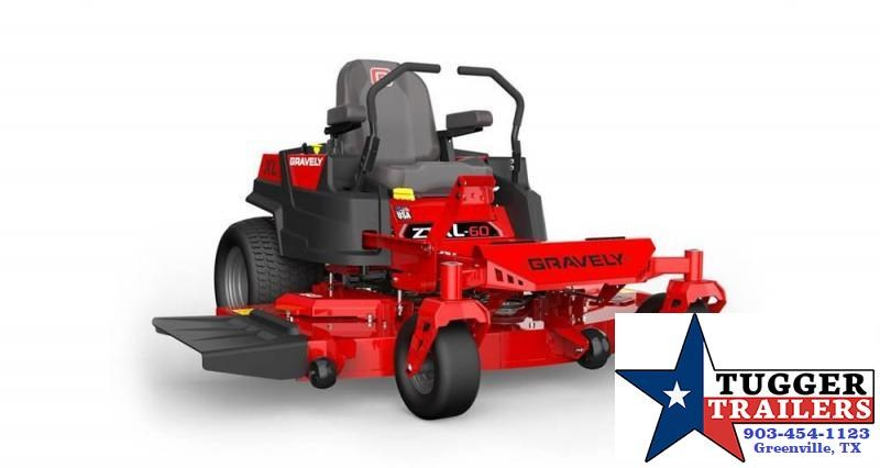 2019 Gravely ZT XL 52 Zero Turn Lawn Mower