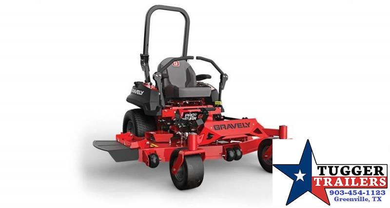 2018 Gravely Pro Turn 52 Mower Zero Turn Lawn