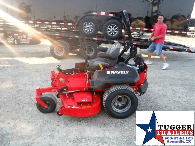 2017 Gravely Pro-Turn 260 60 29HP Yamaha Zero Turn Lawn Mower  $230/mo WAC
