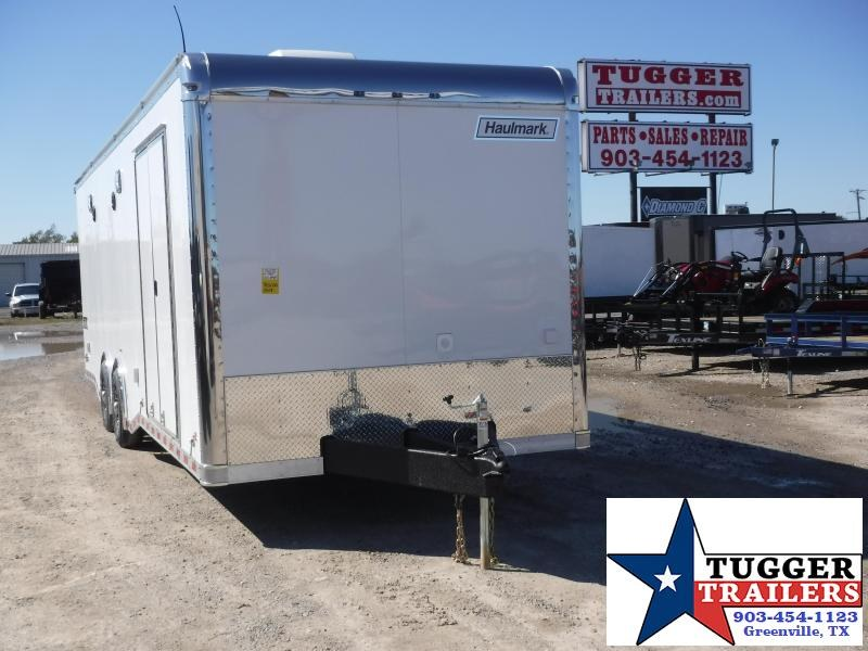 2020 Haulmark EGP8528T4 Car / Racing ENCLOSED Trailer