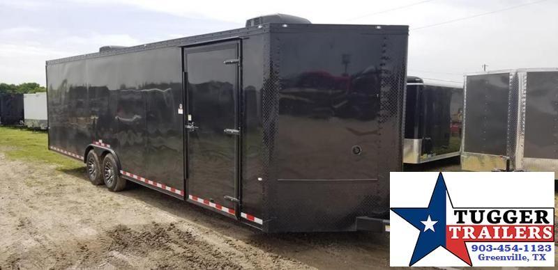 2019 Cargo Craft VAC Enclosed Car Hauler Car / Racing Trailer