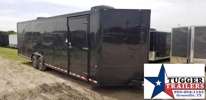 2019 Cargo Craft VAC Enclosed Car Hauler Car / Racing Trailer