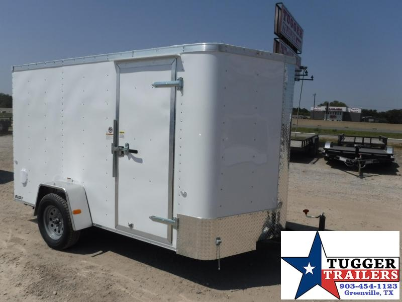 2017 Cargo Craft 6 x 10 Elite-V Enclosed Cargo Trailer