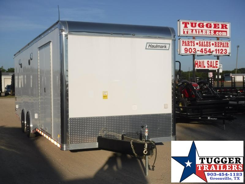 2019 Haulmark 8.5x28 28ft Edge Cargo Enclosed Car / Racing Trailer