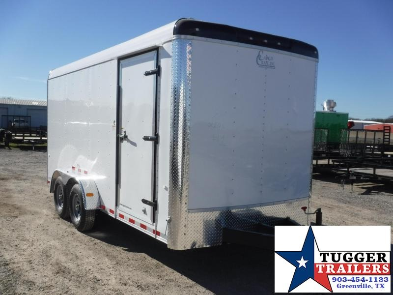 2018 Cargo Craft 7x16 Expedition Enclosed Cargo Trailer