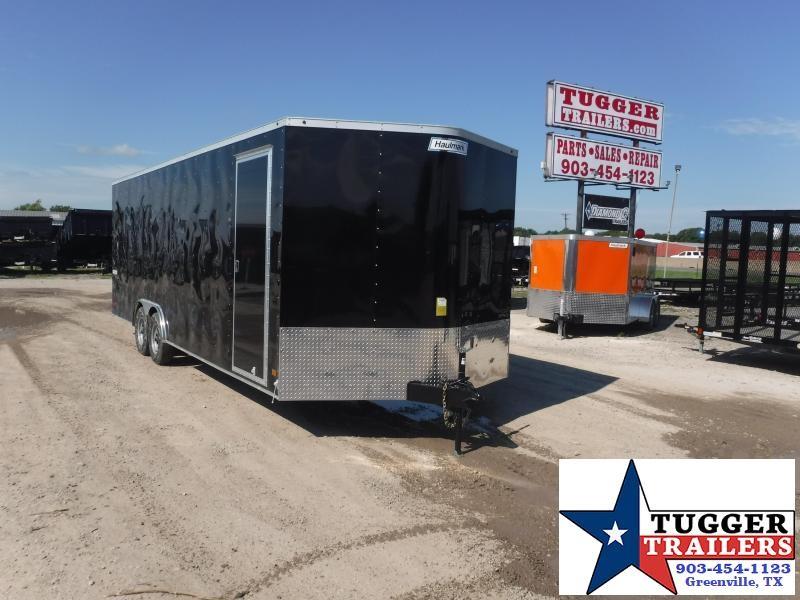 2019 Haulmark Passport Enclosed Car / Auto Hauler Trailer Motorcycle Vehicle Tow Trailers