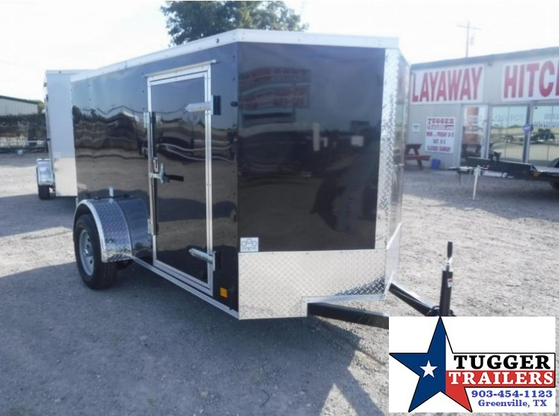 2018 Cargo Mate 5x10 E-Series Enclosed Cargo Trailer
