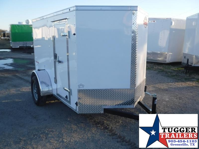 2018 Cargo Mate 5x8 E-Series Enclosed Cargo Trailer