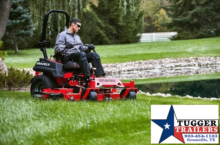 "2017 Gravely Pro-Turn  52"" 23HP V-Twin Kawasaki Zero Turn Lawn Mower  $142/mo WAC"
