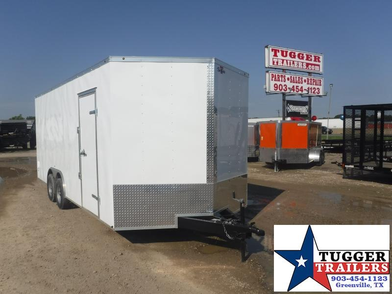 2019 T-Series Trailer 8.5 x 20 T-Series Car / Racing Trailers