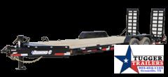 2019 Diamond C Trailers 82X20 20ft Black 2019 LPX Equipment Trailer
