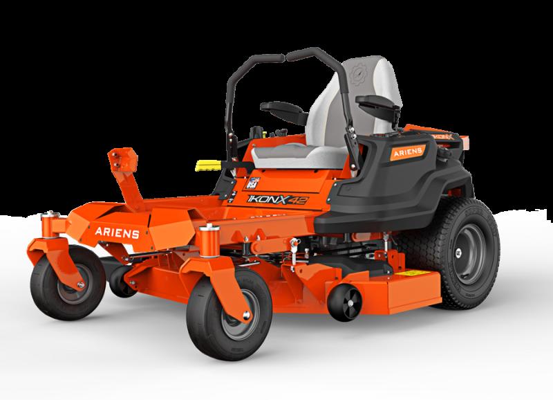 2019 Gravely Ikon X 42 Lawn 18hp Kawasaki 915221