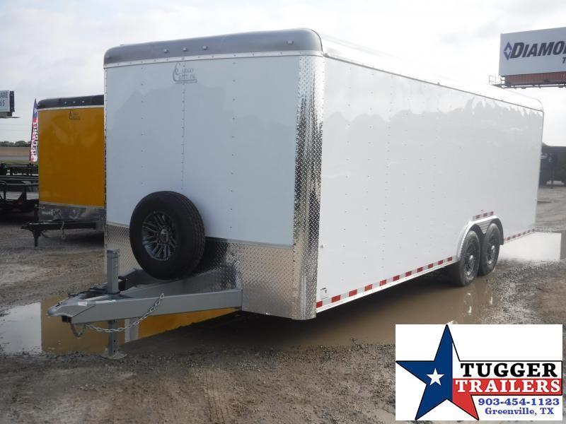2019 Cargo Craft 8.5x24 24ft Expedition Auto Mobile Hauler Cargo Car / Racing Trailer