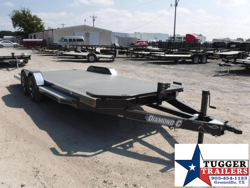 2017 Diamond C Trailers 83x20 12CHS Car / Racing Trailer
