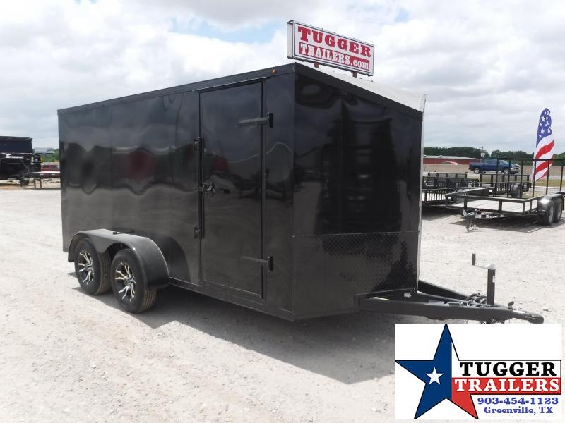 2018 T-Series Trailers 7 x 14 T-Series Motorcycle Trailer