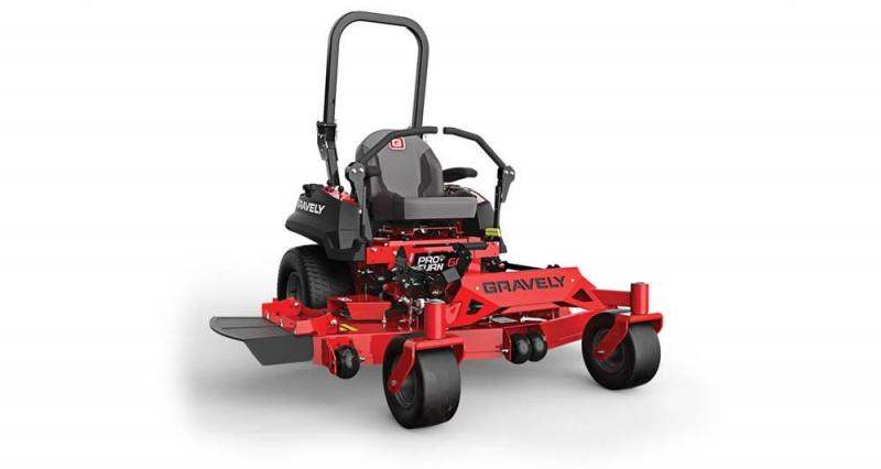 2018 Gravely Pro Turn 60 Zero Turn Lawn Mower 991220