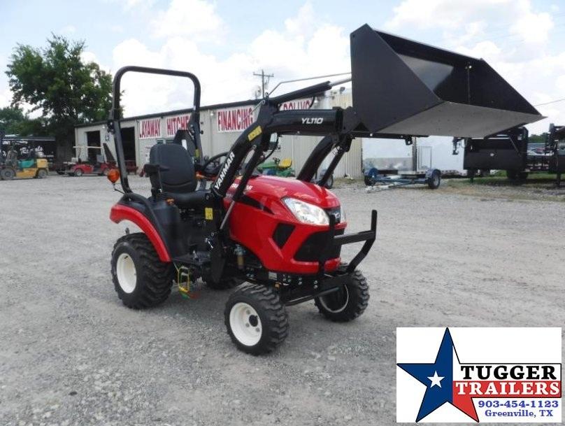 2017 Yanmar USA SA221 TL  21HP Farm Tractor Loader  $172/mo WAC